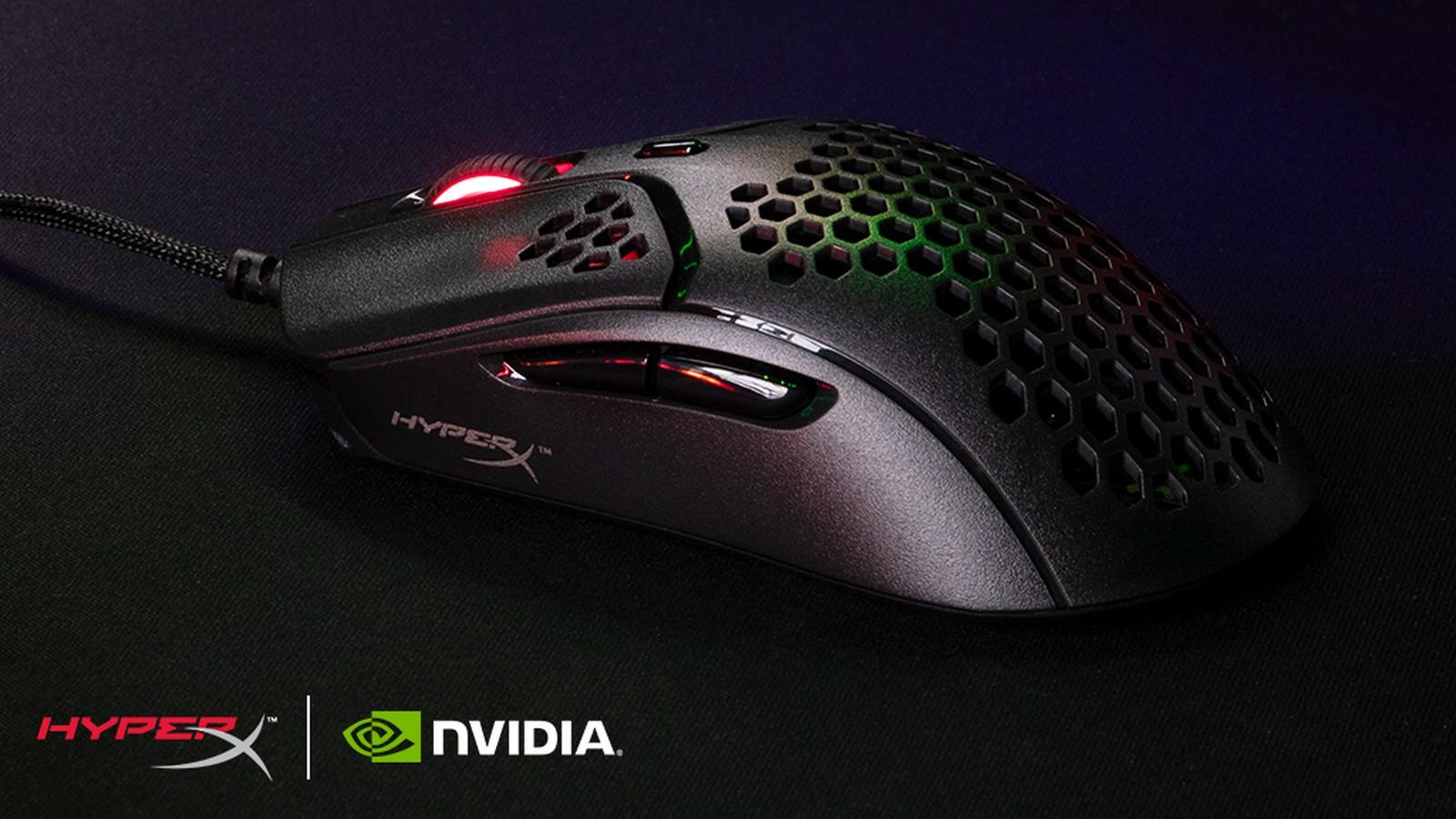 Foto de El mouse HyperX Pulsefire Haste ahora será compatible con NVIDIA Reflex