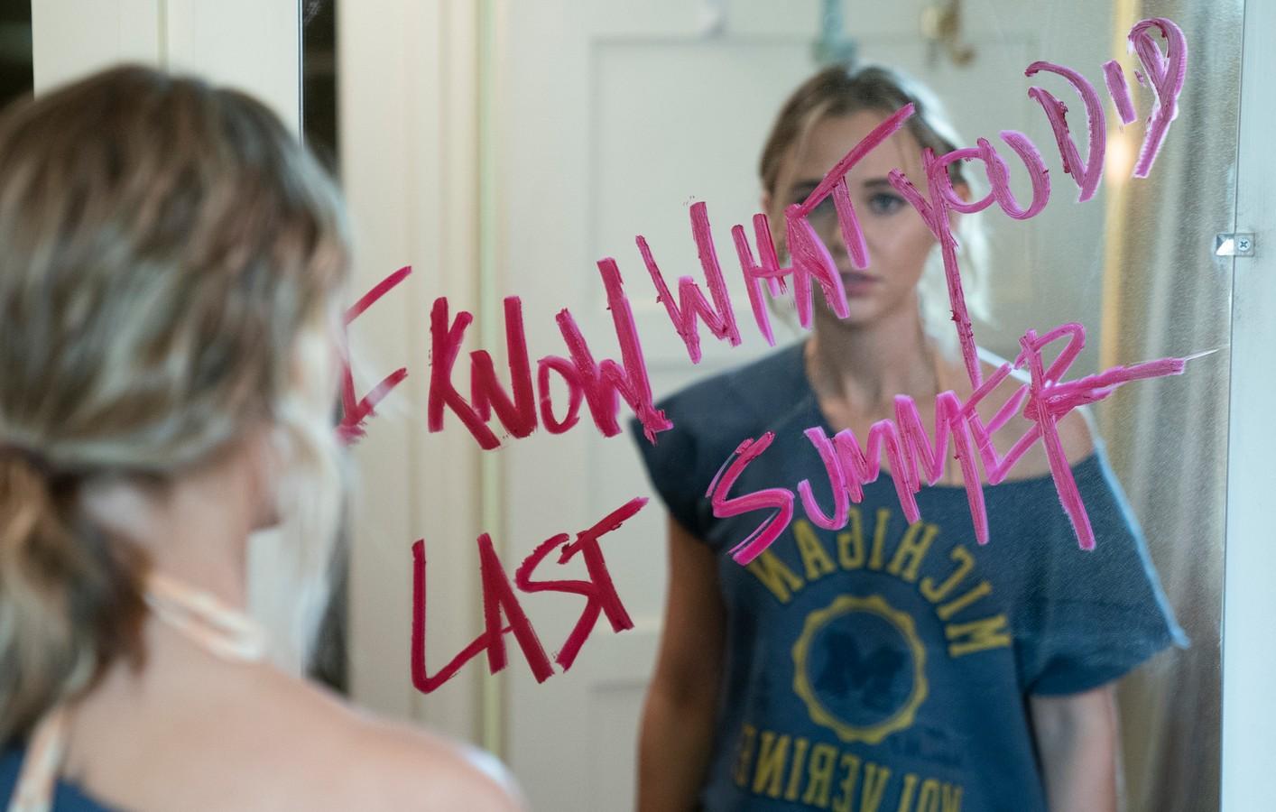 """Foto de Amazon Prime Video presenta el trailer de """"Sé lo que hicieron el verano pasado"""""""
