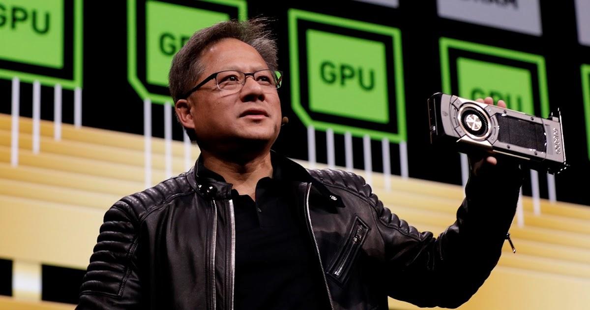 Foto de Jensen Huang fundador de NVIDIA, en la lista de TIME de las 100 personas más influyentes del mundo