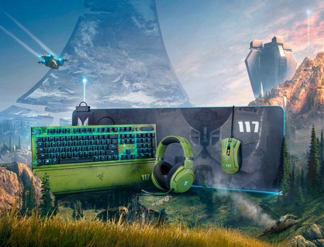 Fotos de Razer da a conocer la colección exclusiva de periféricos inspirados en Halo Infinite