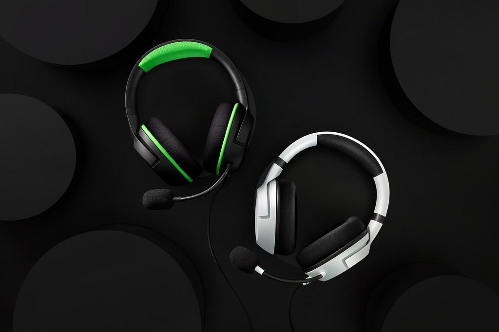 Foto de Razer presenta los nuevos headsets Kaira, y el control Wolverine V2 White Edition