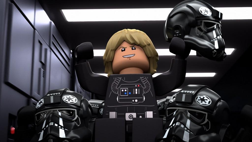 Foto de Disney+ lanza el tráiler del de Halloween LEGO Star Wars Historias Aterradoras