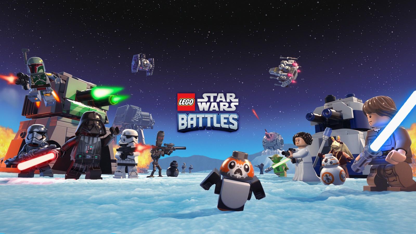 Foto de Primer gameplay de LEGO Star Wars Battles para Apple Arcade