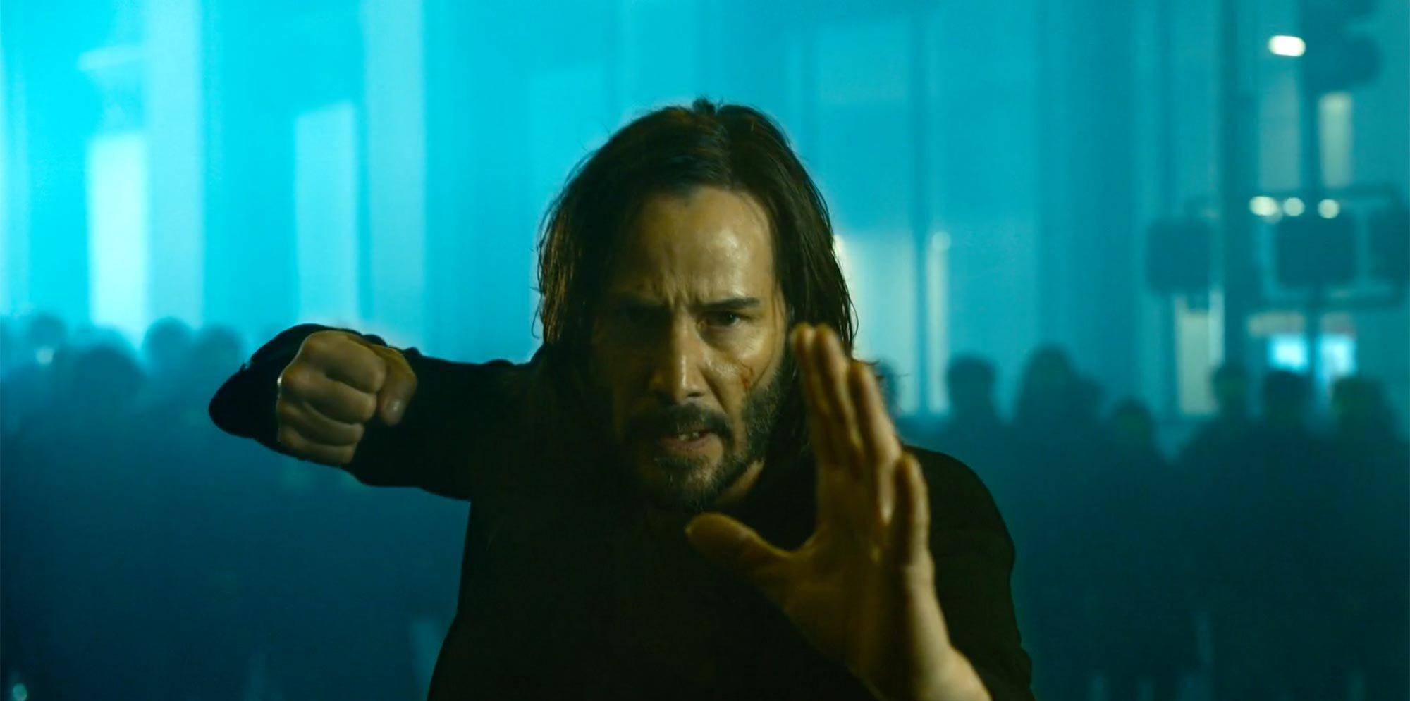 Foto de Neo regresa con todo el primer tráiler de The Matrix Resurrections