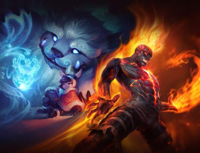Fotos de Dos nuevos campeones llegan con la versión 2.4B de League of Legends: Wild Rift