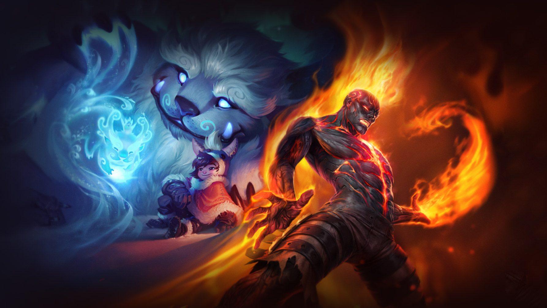 Foto de Dos nuevos campeones llegan con la versión 2.4B de League of Legends: Wild Rift