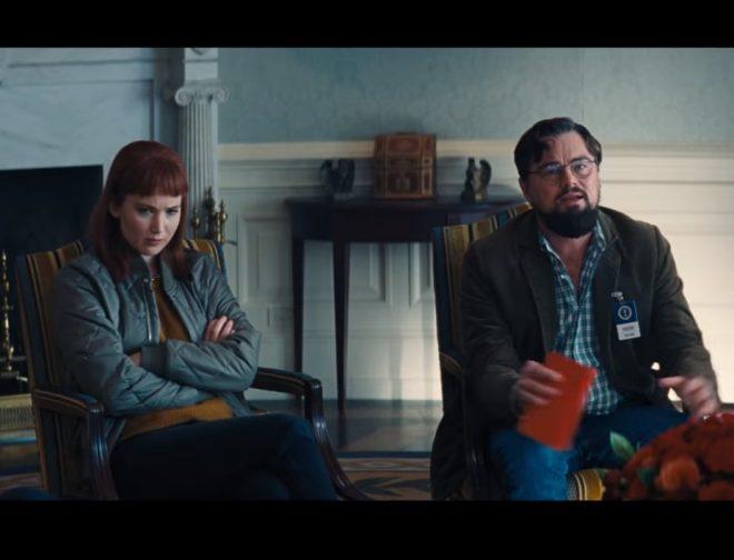 Fotos de Netflix lanza un estupendo tráiler de la esperada película No miren arriba
