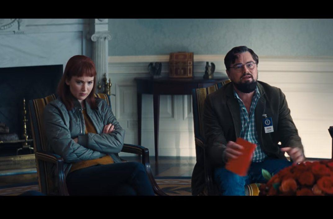 Foto de Netflix lanza un estupendo tráiler de la esperada película No miren arriba