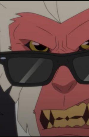 Foto de Estupendo tráiler de la serie animada Marvel's Hit-Monkey