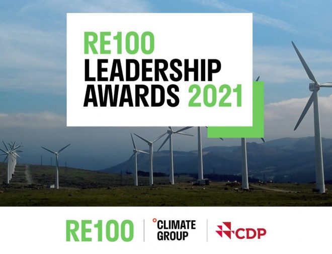 Fotos de Acer fue preseleccionada para los premios RE100 Leadership Awards 2021 por sus esfuerzos de energía limpia