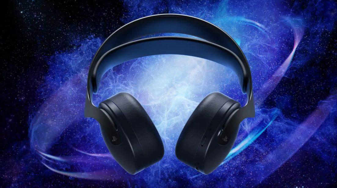 Foto de PlayStation da a conocer los auriculares inalámbricos Pulse 3D Midnight Black