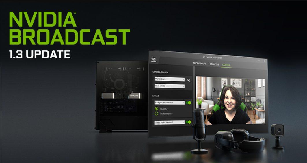 Foto de Mejora tus streamings y videollamadas con la nueva actualización de NVIDIA Broadcast