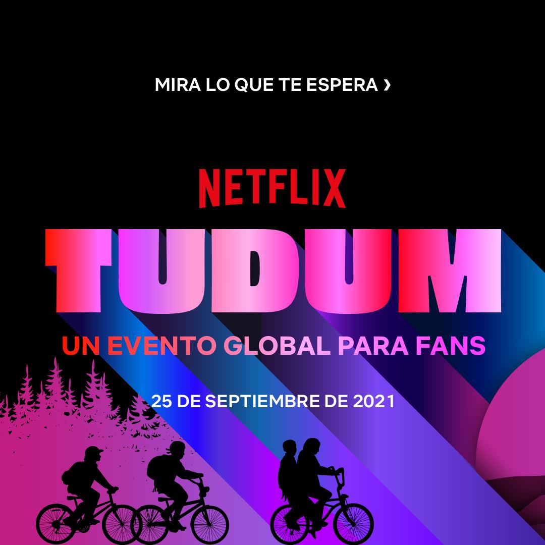 Foto de Netflix: Conoce algunas de las series y películas que serán presentadas en el evento TUDUM
