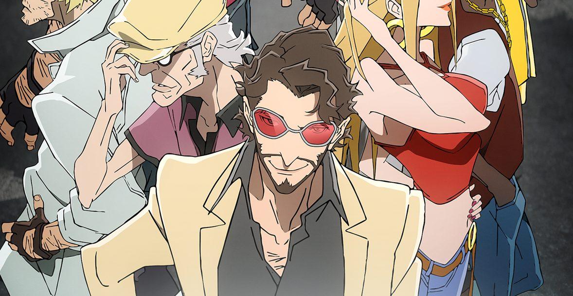 Foto de Netflix lanza el primer avance del nuevo anime Super Crooks
