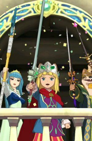 Foto de Ni No Kuni II: Revenant Kingdom – Prince's Edition, disponible ahora en Nintendo Switch