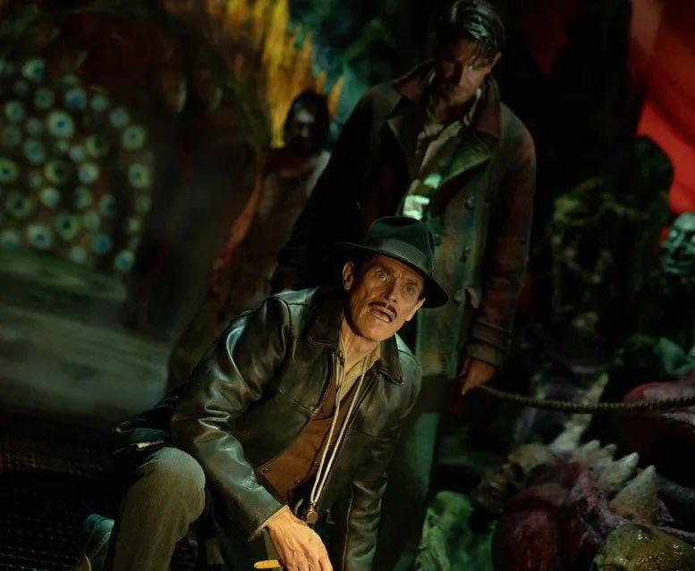 Foto de Excelente primer tráiler de la esperada película El Callejón de las Almas Perdidas