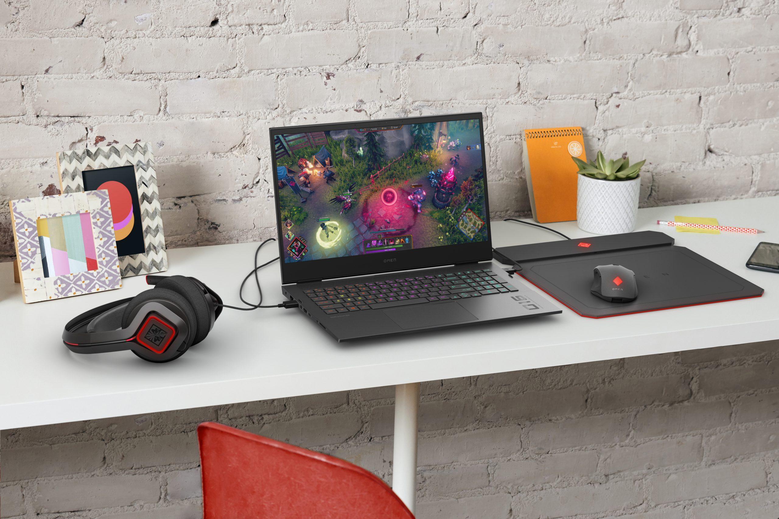 Foto de HP lanza nuevos equipos en su portafolio para la comunidad gamer