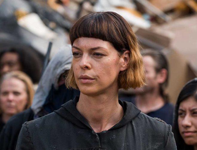 Fotos de La actriz Pollyanna McIntosh se une al elenco The Walking Dead: World Beyond