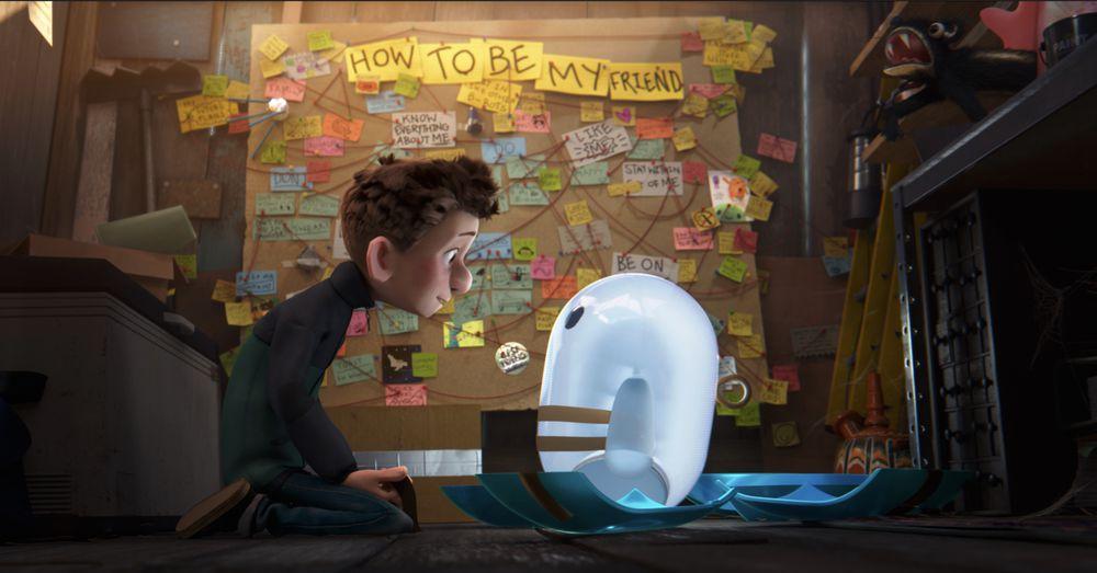 Foto de Divertido tráiler de la película animada Ron Da Error que pronto llega a los cines de Perú