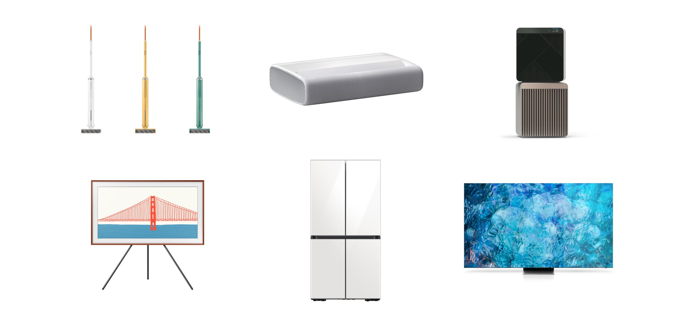 Foto de Samsung Electronics gana 48 premios en IDEA 2021