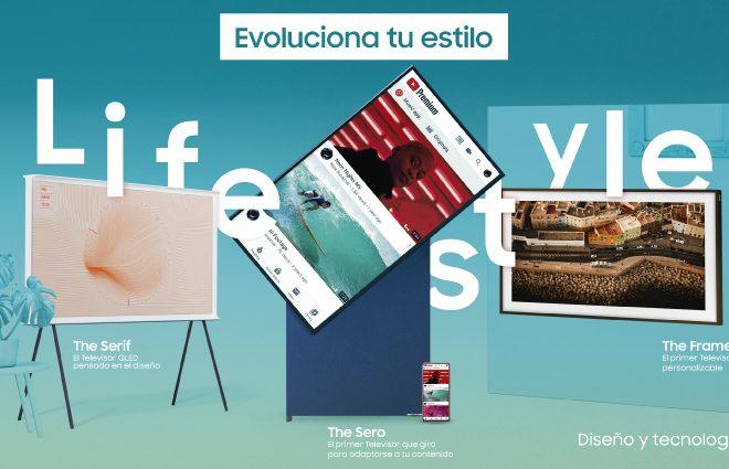 Fotos de ¡Evoluciona tu estilo! Samsung lanza su nueva categoría de Lifestyle TV en el Perú