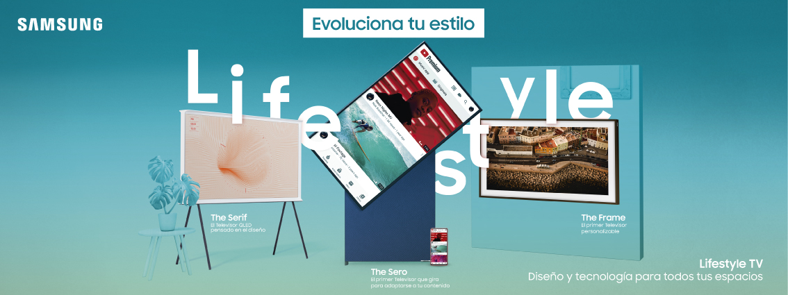 Foto de ¡Evoluciona tu estilo! Samsung lanza su nueva categoría de Lifestyle TV en el Perú