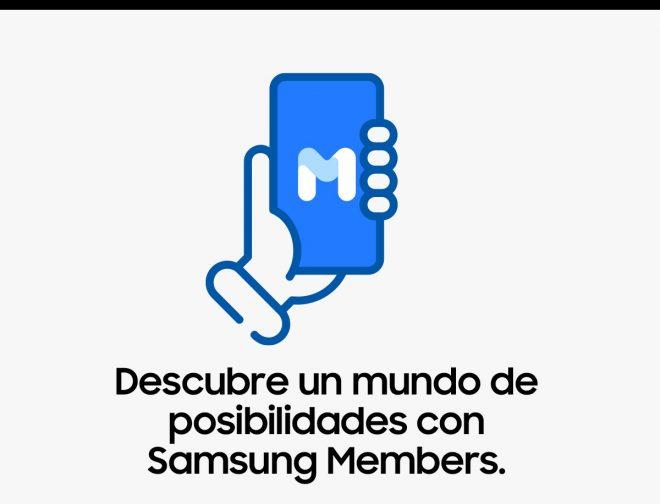 Fotos de Samsung ofrece soporte técnico a través de la aplicación Samsung Members para TVs y dispositivos Galaxy