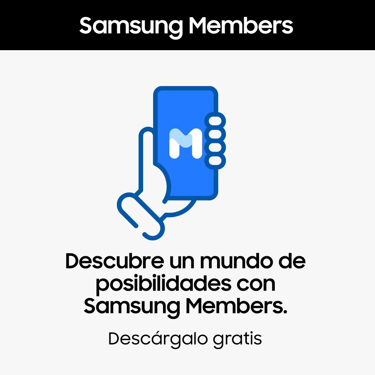 Foto de Samsung ofrece soporte técnico a través de la aplicación Samsung Members para TVs y dispositivos Galaxy