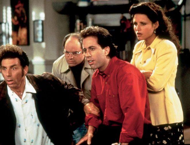 Fotos de Netflix confirma la fecha de estreno de la serie Seinfeld en su plataforma