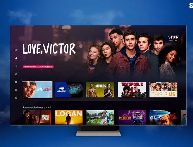 Fotos de Smart TVs de Samsung ahora ofrecen acceso a la aplicación de servicio de streaming Star+ en Perú