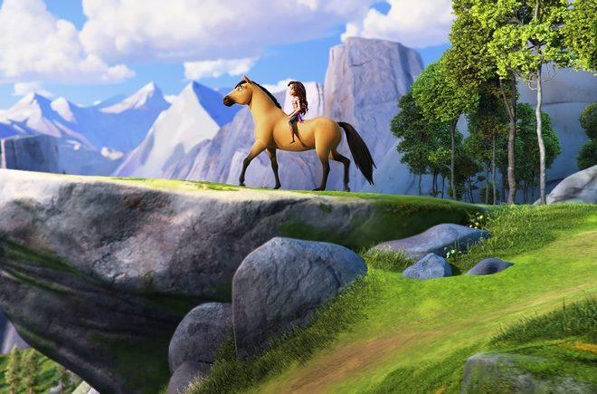 Fotos de Se confirma la fecha de estreno de Spirit El Indomable en Perú