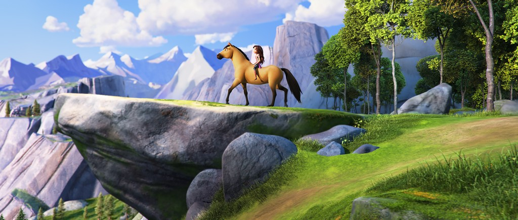 Foto de Se confirma la fecha de estreno de Spirit El Indomable en Perú