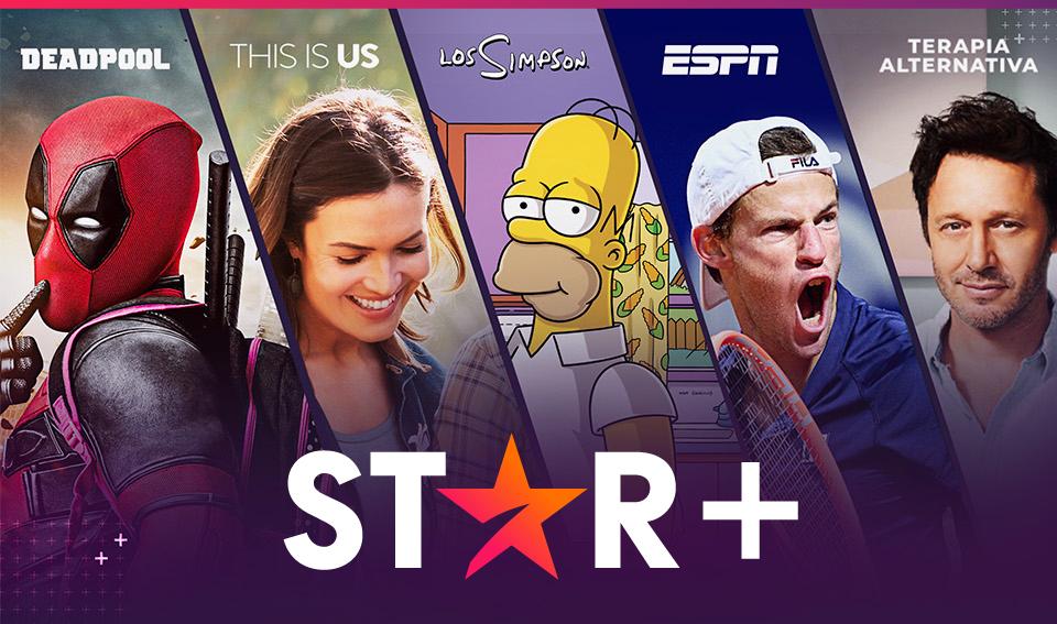Foto de Un nuevo hito en la industria del entretenimiento por streaming: llegó STAR+ a Latinoamérica