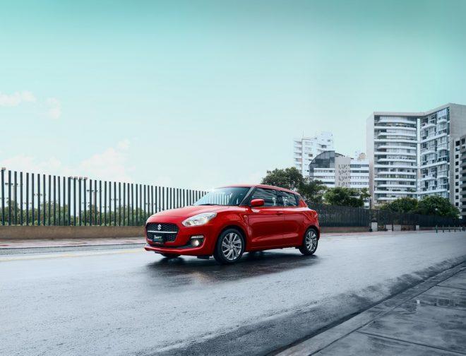Fotos de Suzuki Swift Smart Hybrid: Descubre la última tecnología e innovación de Suzuki