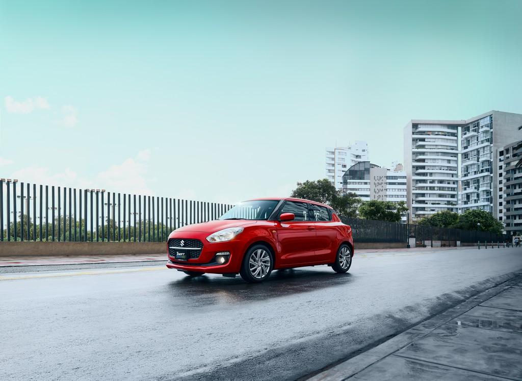 Foto de Suzuki Swift Smart Hybrid: Descubre la última tecnología e innovación de Suzuki