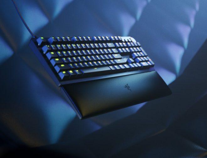 Fotos de Se presenta el Razer Huntsman V2, teclado gamer con switches ópticos