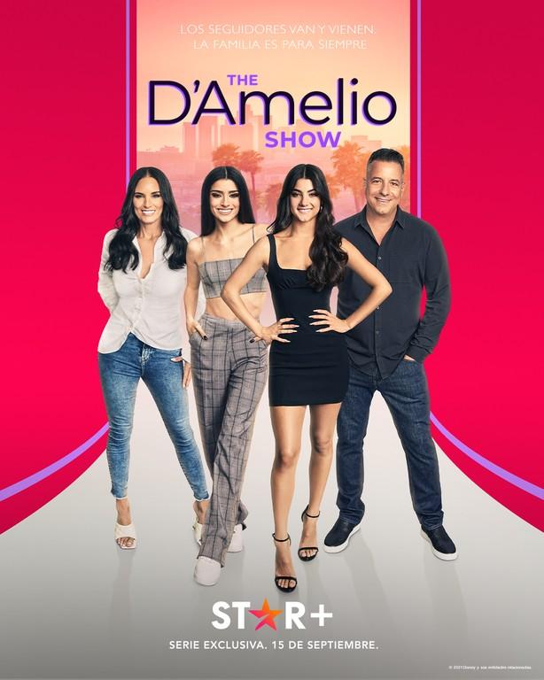 Foto de The D'Amelio Show, la serie de la familia más famosa de TikTok llega a Star+