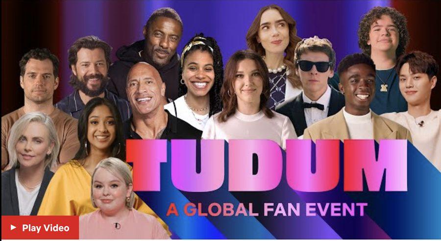 Foto de El evento TUDUM de Netflix cautiva al público en todo el mundo