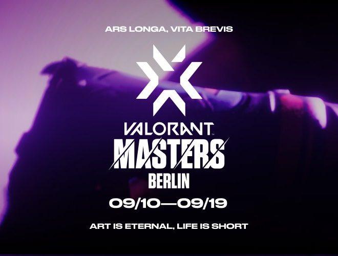 Foto de Resultados del quinto día de la Valorant Masters – Berlin 2021
