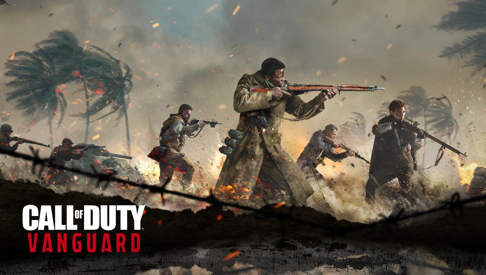 Foto de ¡Se uno de los primeros en jugar Call of Duty: Vanguard!