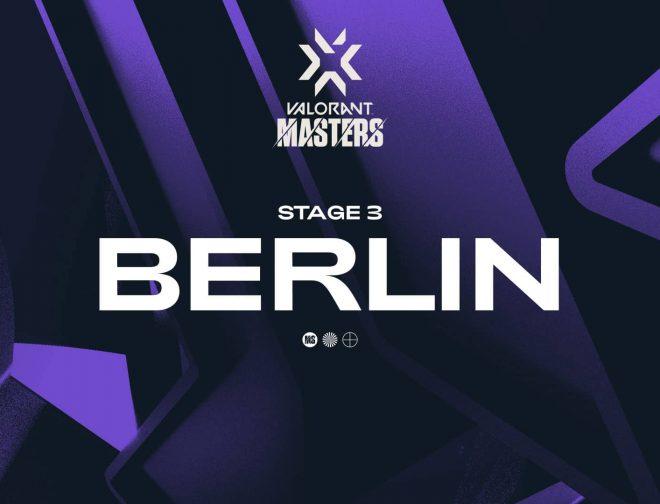 Fotos de Se da a conocer el prize pool de la VCT: Masters – Berlín de Valorant 2021