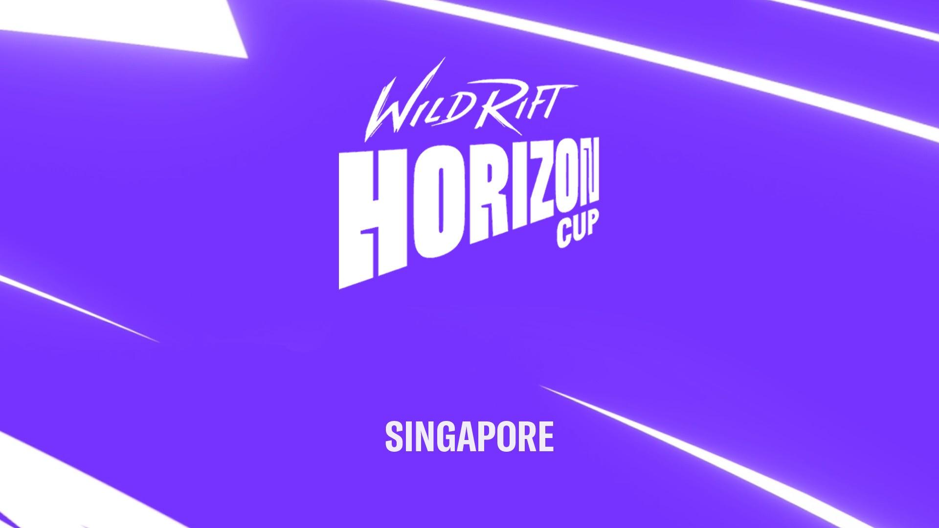 Foto de Riot Games presenta la Wild Rift: Horizon Cup
