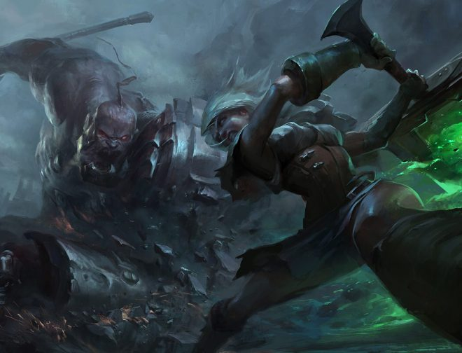 Fotos de Cambios previos a Worlds 2021 en la versión 11.18 de League of Legends