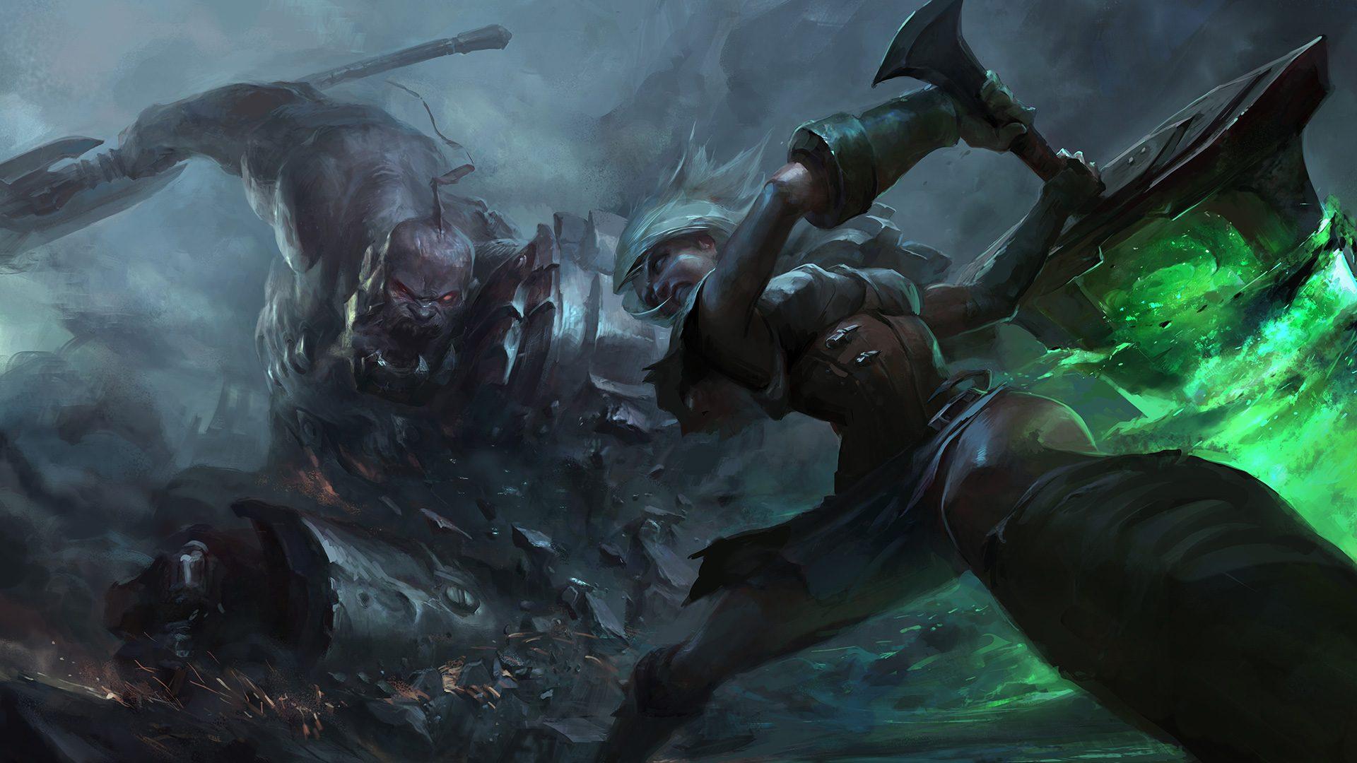Foto de Cambios previos a Worlds 2021 en la versión 11.18 de League of Legends