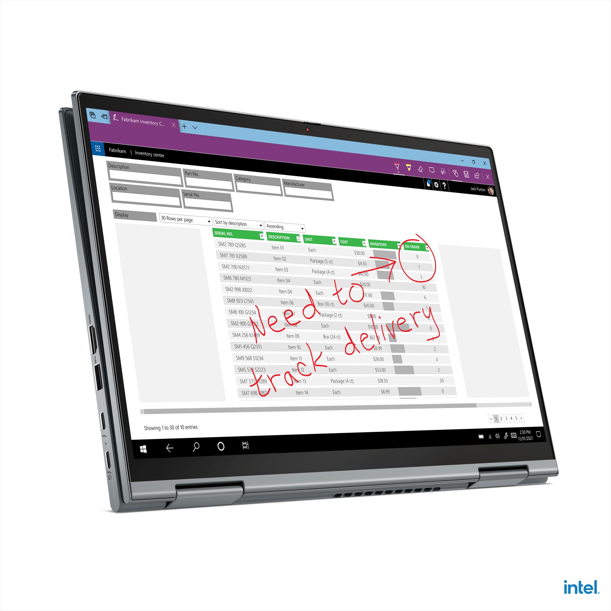 Foto de ThinkPad X1: la propuesta de Lenovo pensada para cada tipo de trabajo.