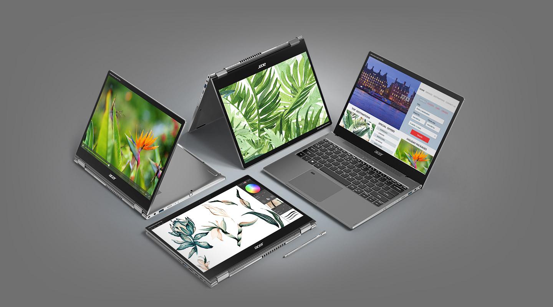 Foto de Acer: ¿Dispuesto a vivir con mayor flexibilidad en esta nueva realidad?