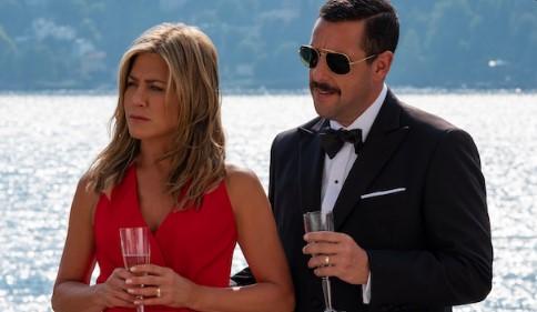 "Foto de TUDUM: Adam Sandler y Jennifer Aniston regresarán para ""Murder Mystery 2"""