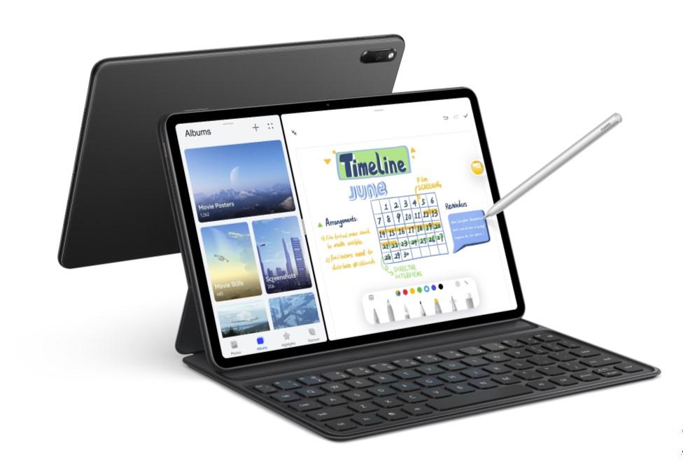 Foto de HUAWEI MatePad 11: La tablet con innovación sustentable y cuero vegano