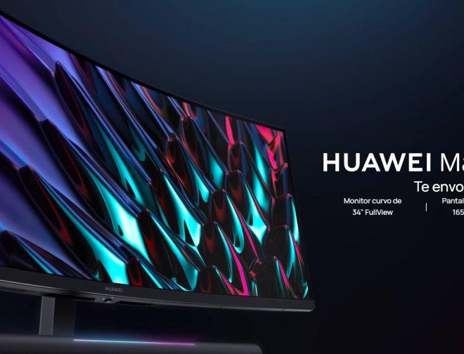 Fotos de Huawei presenta sus 2 nuevos modelos de pantallas: HUAWEI MateView y HUAWEI MateView GT