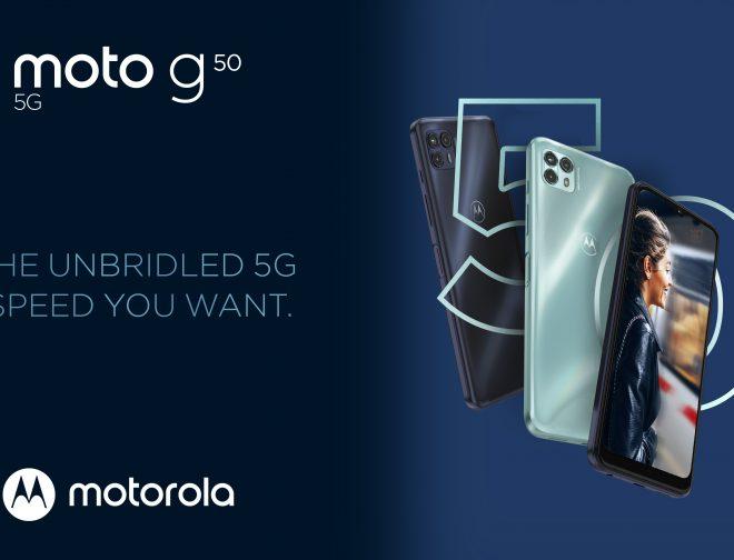 Fotos de Motorola presenta en Perú el Moto G50 con 5G